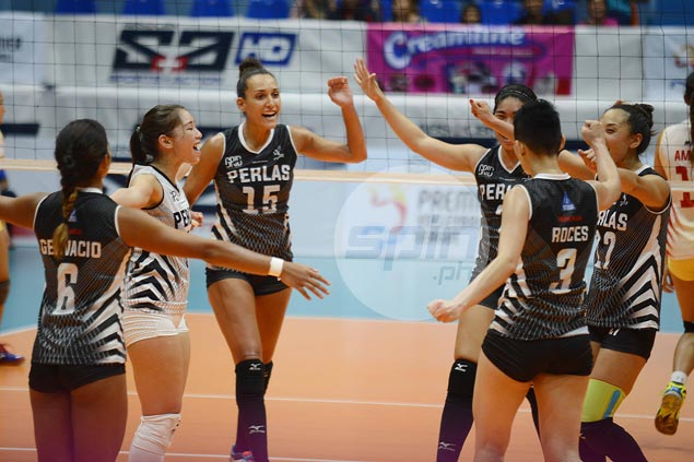 Rupia Inck says Perlas needs to focus on match, not Pocari Sweat's import issues