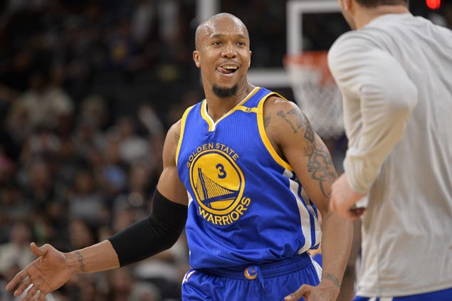 Popovich not surprised to see ex-Spur David West thriving with Warriors: 'He's in the perfect system'