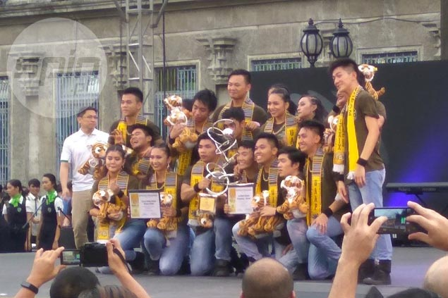 La Salle Dance Company Street reclaims UAAP streetdance title in fitting end to Season 79