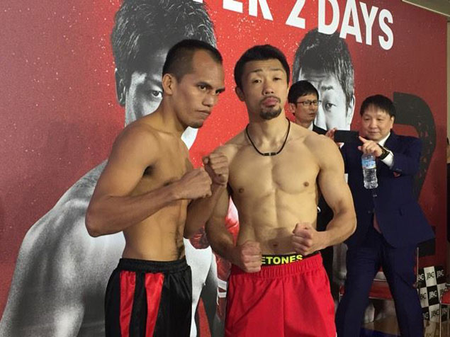 Milan Melindo hopes third time's the charm as he challenges Japanese champ for IBF jr. flyweight crown