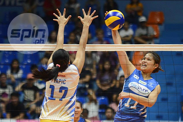 Balipure gets back on track with quick win over skidding Air Force