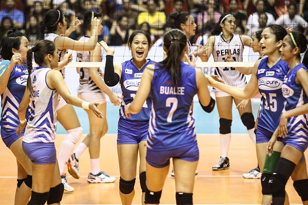Balipure outlasts Perlas in five sets for second straight victory in PVL