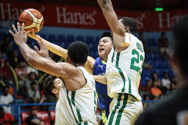 La Salle Green Archers deal former star Jeron Teng, Flying V a beating in tune-up