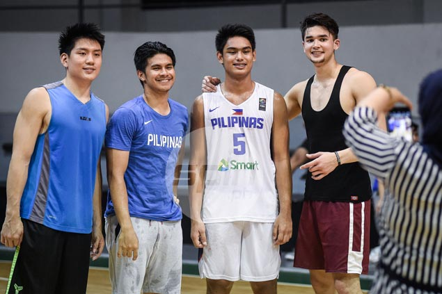 Bigger, sharper Kobe Paras can hold own against best in 3x3 World Cup, says Coach E