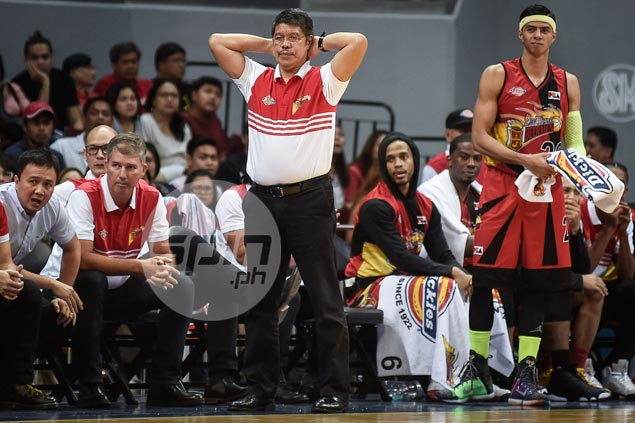 All-Star and Seaba breaks stalled San Miguel momentum, says Leo Austria