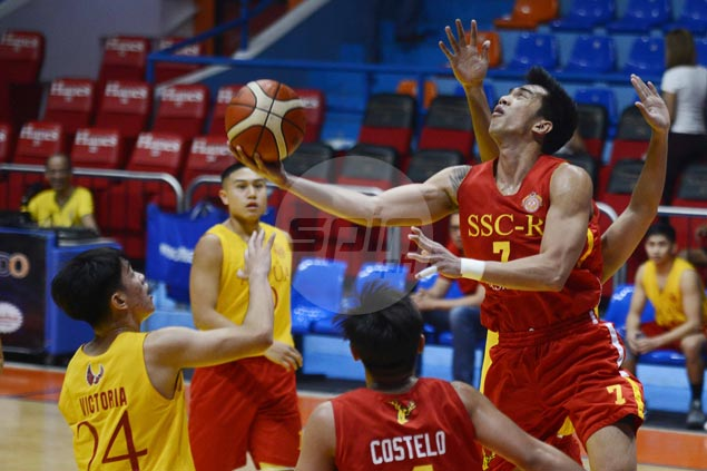 San Sebastian stretches streak to three, keeps Mapua winless in five