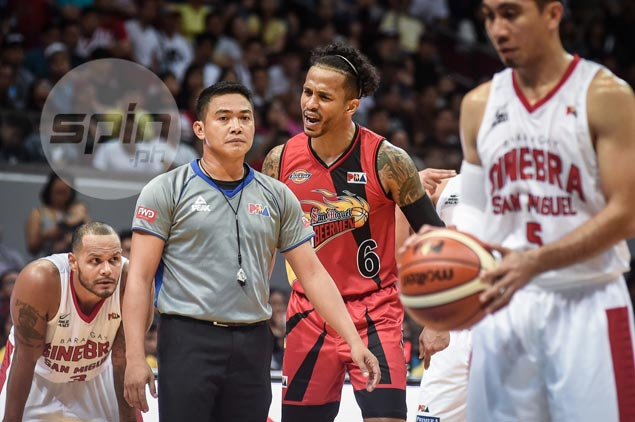 Ross feels Brownlee should've been called for offensive foul, but quick to move on