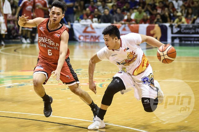 Jericho Cruz earns PBA Player of the Week honor after leading epic Rain or Shine comeback