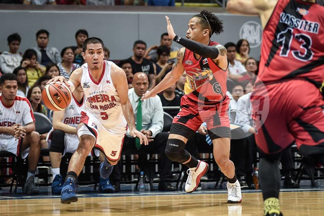 LA Tenorio assures 'Ironman' streak won't keep him from playing hard every single game