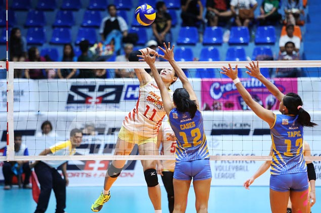 Power Smashers beat lowly Air Force to keep alive bid for outright semis spot