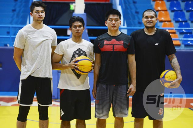 JR Quinahan eyes hat-trick of 3x3 titles as he joins young turks in World Cup