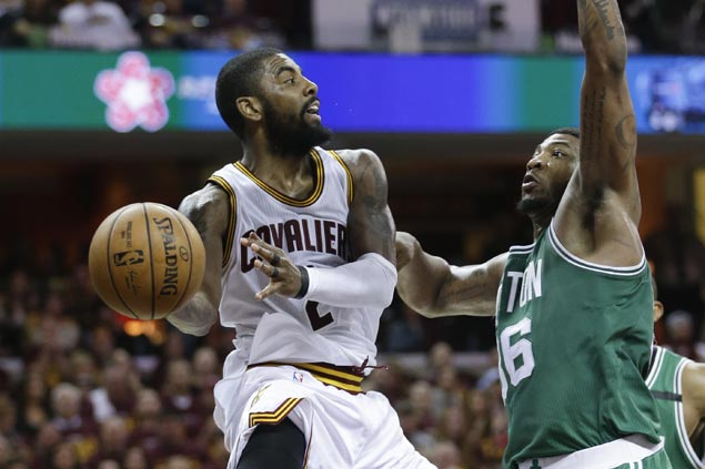 Cavaliers bounce back to close in on Finals, rally to beat Celtics in Game Four