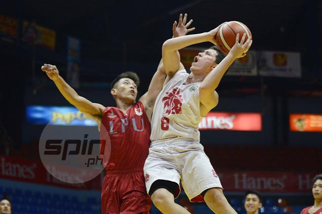 Red Lions shake off sluggish start to send Lyceum Pirates to second straight loss