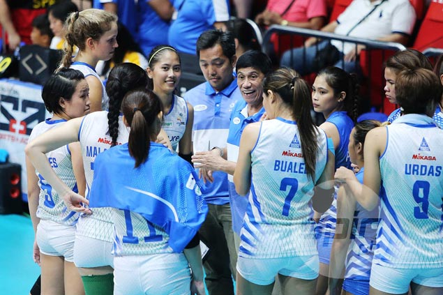 Roger Gorayeb wary of player burnout even as early semifinalist BaliPure tries to keep top spot