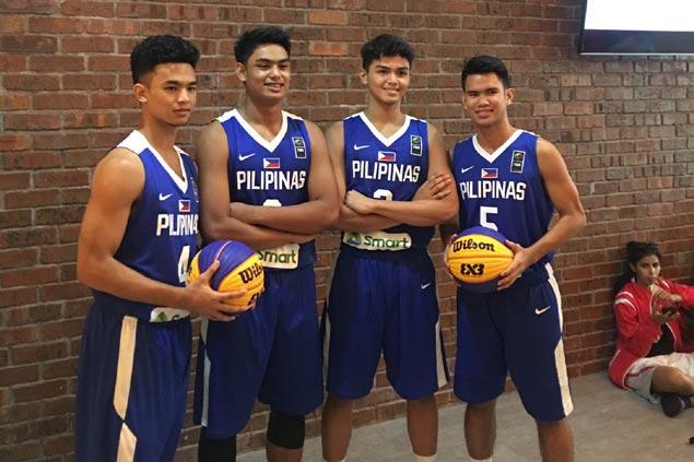 NU Bullpups' Rhayyan Amsali leads PH team bid for Fiba 3x3 U18 Asia Cup title