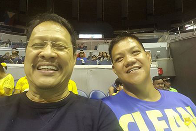 Defense specialist Jun Marzan makes rare PBA visit - and one Star player catches his eye