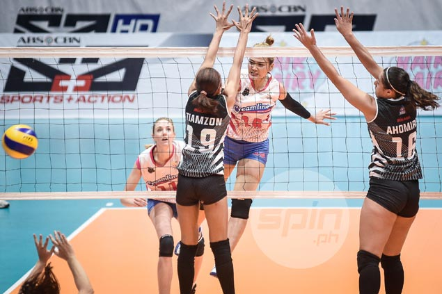 Kaewpin says improved chemistry with Schaudt, Valdez bodes well for Creamline