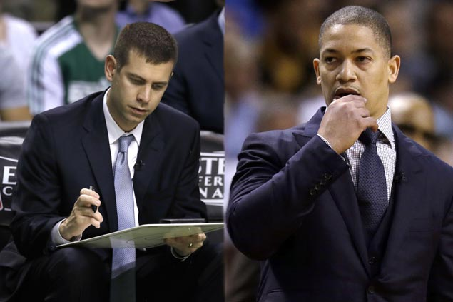 Cavs coach Tyronn Lue says Celtics sans Isaiah Thomas 'harder to defend' than Warriors