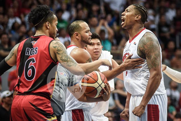 Joe Devance still in doubt for Ginebra game against Meralco due to illness