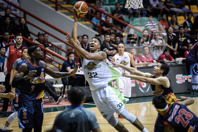 Foul-plagued Justin Harper thankful to see GlobalPort super subs fill the void