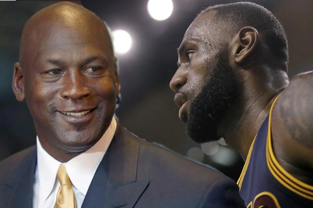 Pursuit of MJ not about being greatest of all time but more for personal motivation, says LeBron