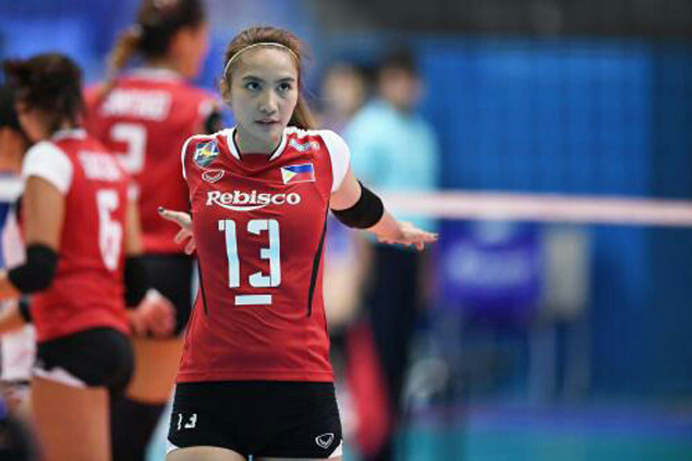 Rachel Anne Daquis says 'conflict in schedule' forced her to quit SEA Games-bound team
