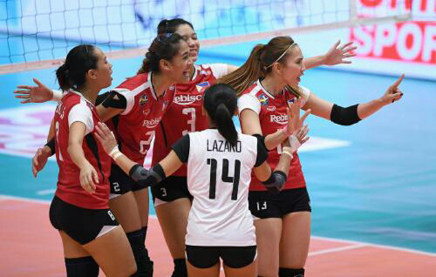 Vietin Bank keeps Rebisco-PSL Manila winless in Asian Club Championship