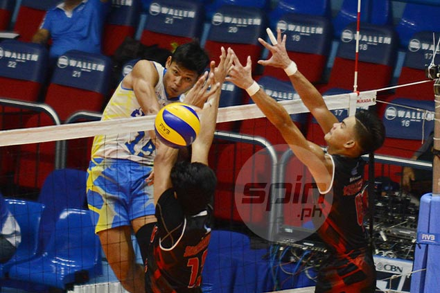 Sta. Elena reaches PVL semifinals with straight-sets win over Army