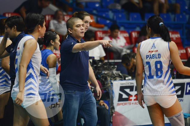 Myla Pablo shows no rust in rousing return for Pocari after last-minute call-up by coach pays off