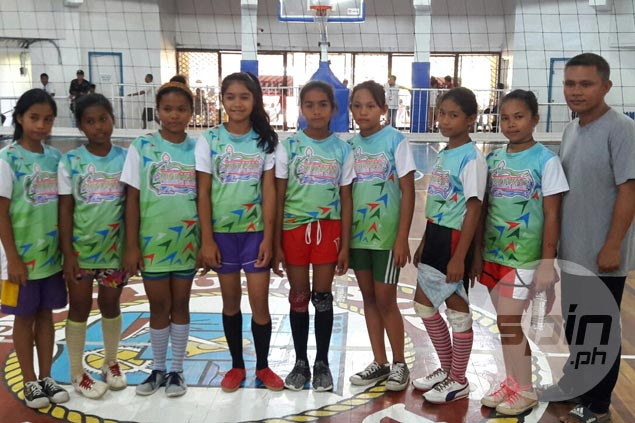 Lumad kids prove mettle in Mindanao Children's Games