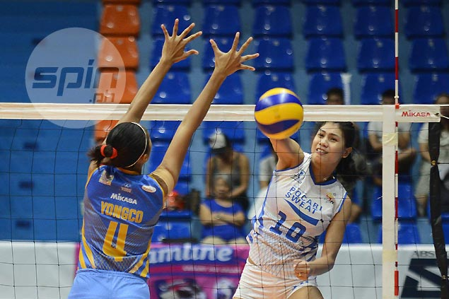 Full-strength Pocari exacts payback on Air Force to start PVL quarterfinals on winning note