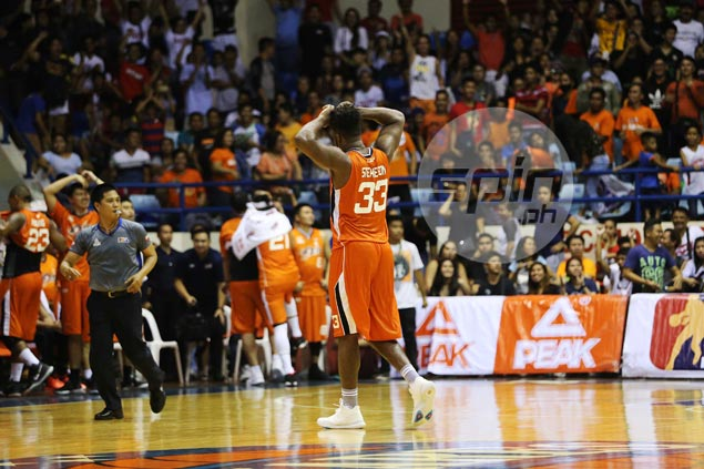 Alex Stepheson looking forward to fresh start for skidding Meralco in playoffs