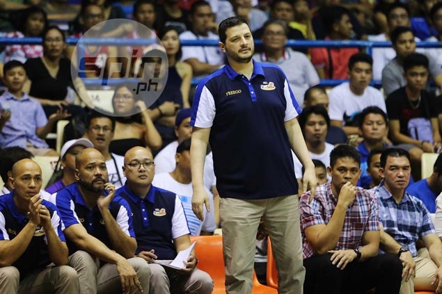 Caloy Garcia proud to see RoS put up a fight after import Crews tossed out