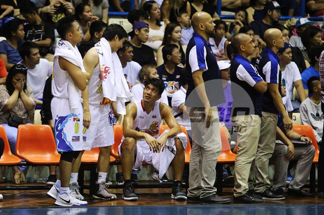 James Yap not asking for trade, says communication smooths out differences with Garcia