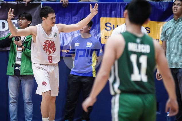 Bolick never gets tired of reminding La Salle it made a big mistake of letting him go