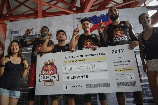 Bull Squad rules Philippine leg to earn spot in Red Bull Reign 3x3 World Finals