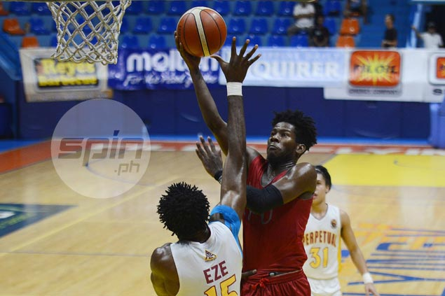 Lyceum Pirates bounce back with rout of struggling Perpetual Help Altas