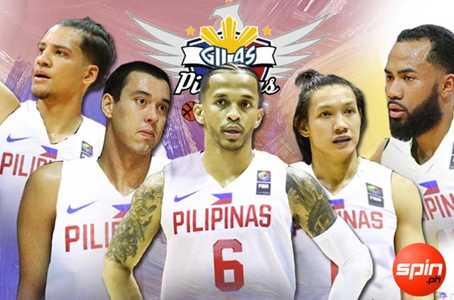 Five PBA players we long to see in a Gilas Pilipinas 5.0 jersey, but most likely wouldn't