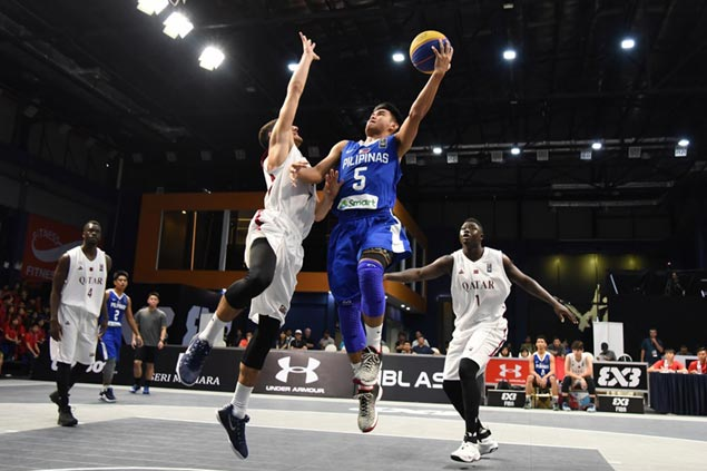 Philippines bows to Qatar in quarterfinals, settles for seventh place in Fiba 3x3 U18 Asia Cup