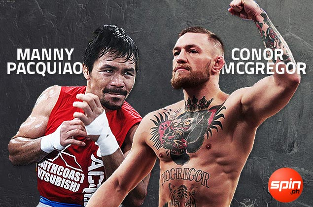Freddie Roach sees no problem with Manny Pacquiao taking on Conor McGregor in a boxing match