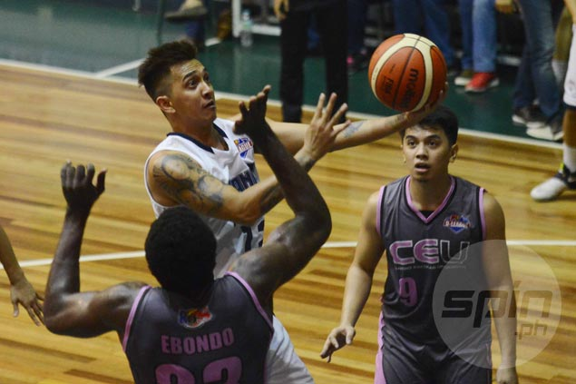 Wangs Couriers rally late to edge CEU Scorpions in D-League Foundation Cup
