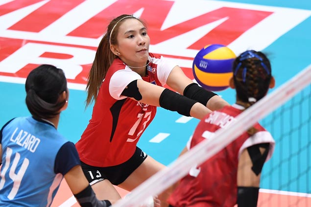 PSL Manila puts on brave stand but falters anew in loss to Sarmayeh Bank in Asian volley meet