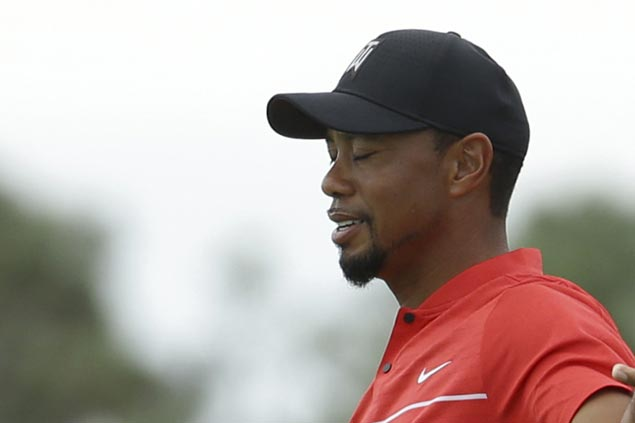 Tiger Woods blames reaction to prescription drugs, says no alcohol involved in DUI arrest