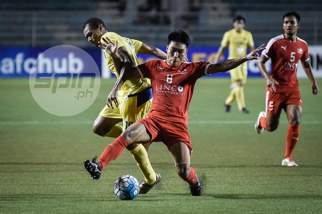 Singapore's Home United sends Global Cebu FC packing in AFC Cup with two late goals
