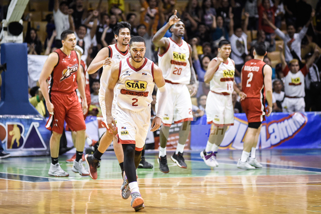 Justin Melton serves up reminders of what damage he can do if left open
