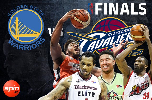 Four PBA imports with NBA pedigree, one forecast: Cavs will beat Warriors in six
