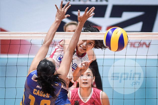 Alyssa Valdez leads way as Creamline cruises past Air Force to clinch PVL semis berth