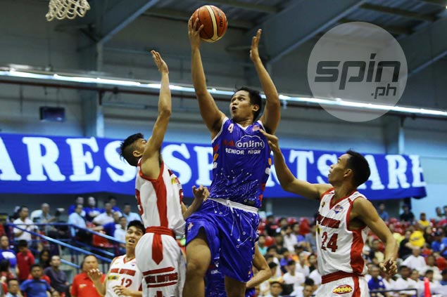 After leaving UST, Embons Bonleon finds redemption in 31-point, 12-rebound D-League debut