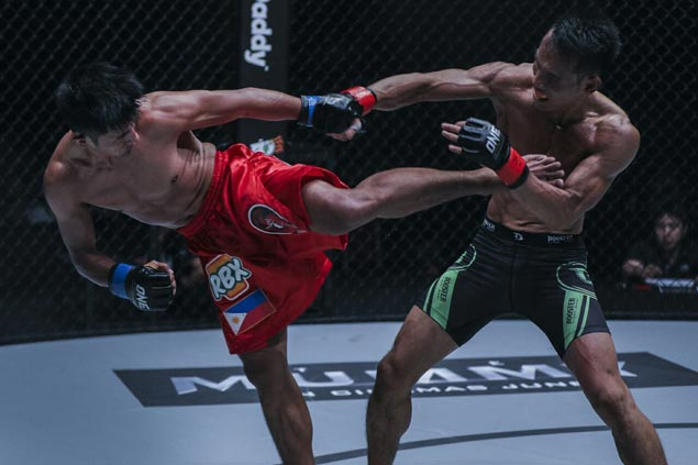 Geje Eustaquio ready to chase another ONE title shot after vengeful win over Thai foe