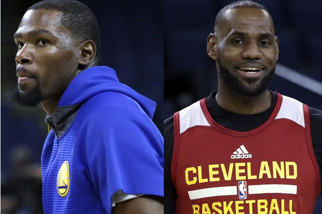 KD seeks validation, while LeBron says he has nothing to prove as NBA Finals 'threematch' nears
